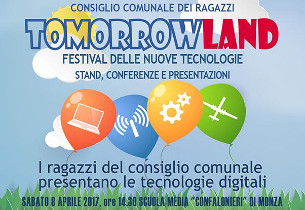 Tomorrowland: festival delle tecnologie digitali