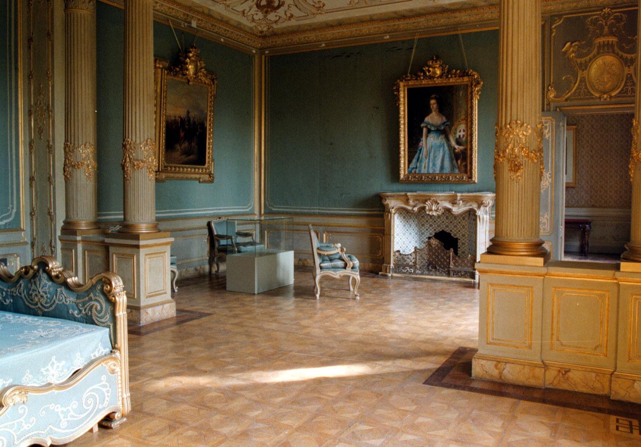 Monza Villa Reale Stanza Del Re