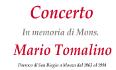 Concerto Mons. Tomalino