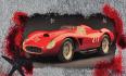 Ferrari Frozen forever