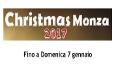Christmas Monza - fino al 7 gennaio