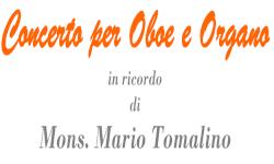 Concerto per Oboe e Organo