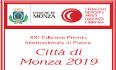 Premio Internazionale di Poesia Città di Monza 2019