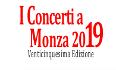 I Concerti a Monza 2019