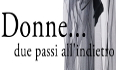 donne due passi all'indietro