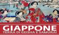 Giappone, terra di geisha e samurai - mostra