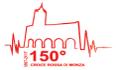logo 150 anni croce rossa monza