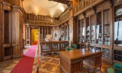 Le visite in Villa: pillole di storia