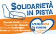 Solidarietà in pista - Acceleriamo insieme